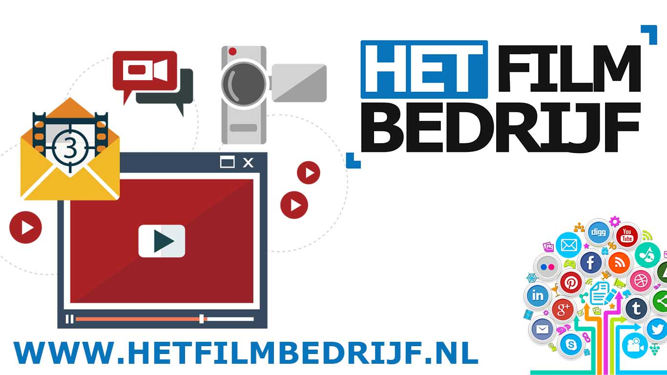 Het film bedrijf marketing video