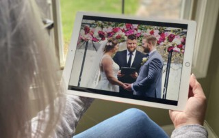 bruiloft livestreamen met Livestream